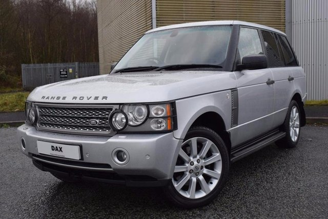 2005 55 LAND ROVER RANGE ROVER 4.2 V8 SUPERCHARGED 5d AUTO 391 BHP