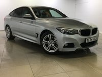 USED 2014 64 BMW 3 SERIES 3.0 330D M SPORT GRAN TURISMO 5d AUTO 255 BHP Huge Spec/One Owner From New