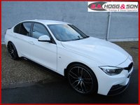 2015 BMW 3 SERIES 2.0 320D M SPORT 4dr 181 BHP  £SOLD