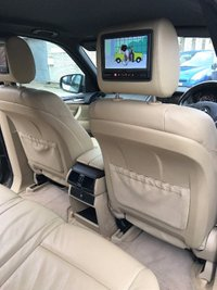 USED 2007 57 BMW X5 3.0 30d SE xDrive, with REAR ENTERTAINMENT SYSTEM  Rear Entertainment, FSH