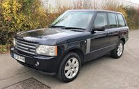 USED 2007 56 LAND ROVER RANGE ROVER 3.6 TD V8 Vogue 5dr ONLY 1 PREVIOUS OWNER
