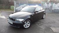 2009 BMW 1 SERIES 2.0 120D ES 2d 175 BHP £5995.00