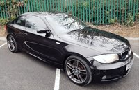 USED 2008 58 BMW 1 SERIES 2.0 120D M SPORT 2d 175 BHP