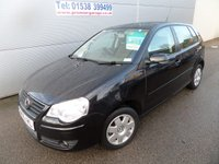 2005 VOLKSWAGEN POLO 1.4 S 5d AUTO 74 BHP ONLY DONE 40000 MILES FSH £3995.00