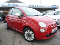 USED 2014 14 FIAT 500 1.2 COLOUR THERAPY 3d 69 BHP NEED FINANCE? WE CAN HELP. WE STRIVE FOR 94% ACCEPTANCE