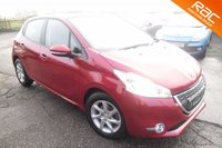 USED 2013 63 PEUGEOT 208 1.2 ACTIVE 5d 82 BHP ONLY 7000 MILES,FANTASTIC CONDITION