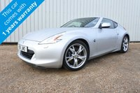 USED 2011 11 NISSAN 370Z 3.7 V6 GT 3d 328 BHP