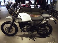 USED 2017 ROYAL ENFIELD HIMALAYAN  NEW MODEL IS HERE AT LAST NEW HIMALAYAN