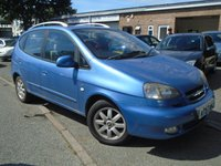 USED 2007 57 CHEVROLET TACUMA 2.0 CDX PLUS 5d AUTO 121 BHP LOW MILEAGE AUTOMATIC+JUST 2 OWNERS FROM NEW,