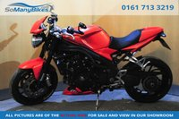 2011 TRIUMPH SPEED TRIPLE SPEED TRIPLE 1050 - Really stands out! £5794.00