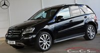 2011 MERCEDES-BENZ M CLASS ML350CDi BlueEFFICIENCY GRAND EDITION AUTO 231 BHP £19990.00