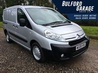 2008 CITROEN DISPATCH 1.6 1200 L1H1 SWB HDI 90 1d 89 BHP £4475.00
