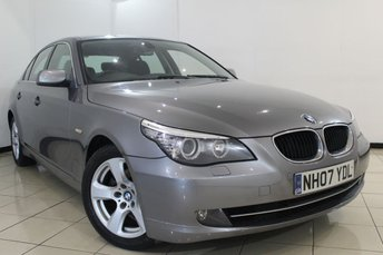 2007 BMW 5 SERIES}