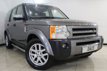 2007 LAND ROVER DISCOVERY}