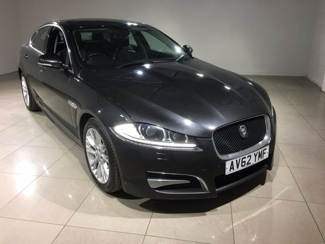 View our 2013 62 JAGUAR XF 2.2 D SPORT 4d AUTO 200 BHP