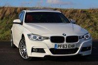 2013 BMW 3 SERIES 3.0 330D XDRIVE M SPORT 4d AUTO 255 BHP £23495.00