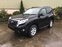 2017 TOYOTA LAND CRUISER 3DR COMMERCIAL 2 SEATER £31500.00