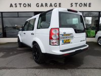 USED 2012 12 LAND ROVER DISCOVERY 3.0 4 SDV6 HSE 5d AUTO 255 BHP **CAMERA*NAV** ** CAMERA * HARMON KARDON * LEATHER **