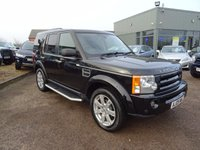 2009 LAND ROVER DISCOVERY 2.7 3 TDV6 HSE 5d AUTO 188 BHP £17490.00