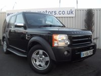 2006 LAND ROVER DISCOVERY 2.7 3 TDV6 S 5d AUTO 188 BHP £9999.00