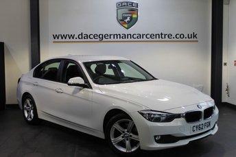 2013 BMW 3 SERIES 2.0 316D SE 4DR 114 BHP £12470.00
