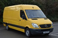 2011 MERCEDES-BENZ SPRINTER 2.1 313 CDI  5d 129 BHP LWB HIGH ROOF DIESEL MANUAL VAN  £6190.00