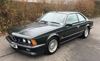 USED 1985 B BMW 6 SERIES 3.5 M635 CSI 2d 281 BHP 30 SERVICE STAMPS, ONLY 3 OWNERS