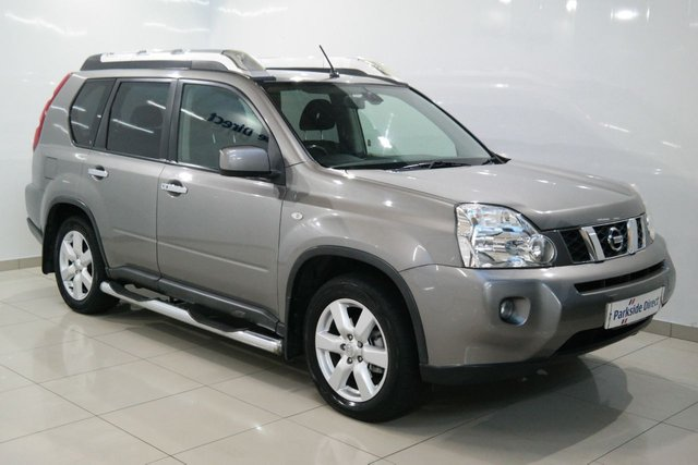 2008 08 NISSAN X-TRAIL 2.0 ARCTIX EXPEDITION DCI 5d 171 BHP