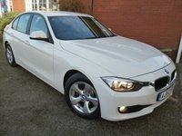 2012 BMW 3 SERIES 2.0 320D EFFICIENTDYNAMICS 4d AUTO 161 BHP £12568.00