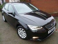 2015 SEAT LEON 1.6 TDI SE TECHNOLOGY 5d 110 BHP Sat Nav £11080.00