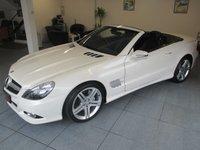 2011 MERCEDES-BENZ SL 3.5 SL350 2d AUTO 315 BHP £26995.00