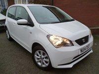 2014 SEAT MII 1.0 TOCA 5d 59 BHP Sat Nav & Bluetooth Included £5285.00