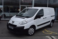 USED 2008 58 PEUGEOT EXPERT 1.6 PROFESSIONAL HDI SWB 1d 89 BHP