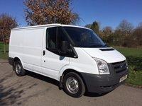 2011 FORD TRANSIT NO VAT 2.2 280 LR  115 BHP ONE OWNER FULL SERVICE HISTORY £5250.00