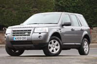 USED 2010 59 LAND ROVER FREELANDER 2.2 TD4 GS 5d AUTO 159 BHP