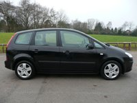 2007 FORD C-MAX 1.6 STYLE 5d 100 BHP £2495.00
