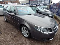 USED 2007 07 SAAB 9-5 1.9 VECTOR SPORT TID 5d 151 BHP FULL SERVICE HISTORY, RECENT CAMBELT AND WATERPUMP.