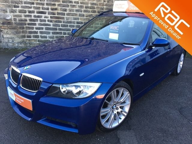 2006 56 BMW 3 SERIES 325i M SPORT TOURING AUTOMATIC ESTATE