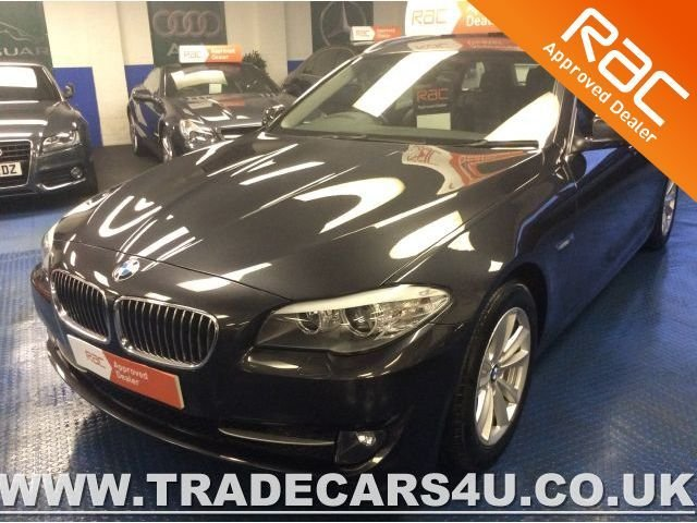 2011 61 BMW 5 SERIES 520d SE TOURING DIESEL ESTATE