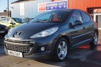 2012 PEUGEOT 207 1.6 HDI SPORTIUM 5d 92 BHP £4295.00