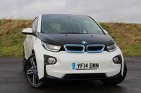 2014 BMW I3 0.6 I3 RANGE EXTENDER 5d AUTO 170 BHP £21950.00