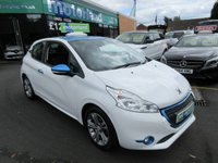 USED 2012 62 PEUGEOT 208 1.2 ACTIVE 3d 82 BHP NEW SHAPE ..NEW COLORS