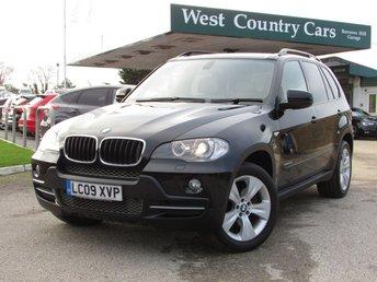 2009 BMW X5 3.0 XDRIVE30D SE 5d AUTO 232 BHP £17000.00