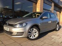 2013 VOLKSWAGEN GOLF 1.4 SE TSI BLUEMOTION TECHNOLOGY DSG 5d AUTO 120 BHP £12495.00