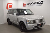 "USED 2004 54 LAND ROVER RANGE ROVER 2.9 TD6 VOGUE 5d AUTO 175 BHP **FULL HISTORY** 22"" STORMER WHEELS"