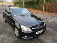 2011 MERCEDES-BENZ C CLASS 2.1 C200 CDI BLUEEFFICIENCY SE EDITION 125 4d 136 BHP £10695.00