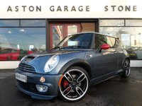 2006 MINI HATCH COOPER 1.6 COOPER S JCW GP 3d 215 BHP ** GP ** £13425.00