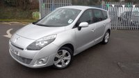 2010 RENAULT GRAND SCENIC 1.5 DYNAMIQUE TOMTOM DCI 5d 105 BHP £4795.00