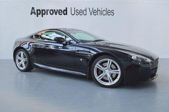 2008 ASTON MARTIN VANTAGE 4.7 V8 3d 420 BHP £44950.00