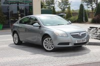 USED 2013 13 VAUXHALL INSIGNIA 2.0 CDTI SE 5d  1 LADY OWNER + CO - S/HISTORY